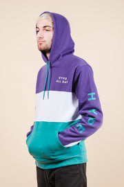Hype Color Blocked Hoodie for Men