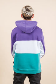Men's Hype Color Blocked Hoodie