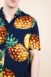 Exploded Pineapple Woven Shirt