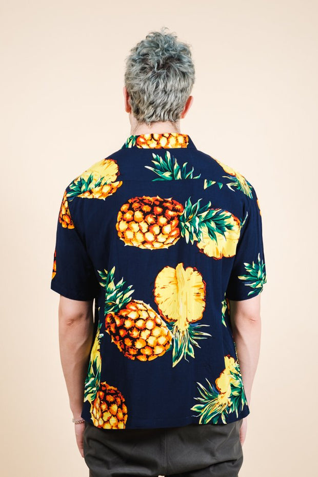 Brooklyn Cloth Exploded Pineapple Woven Shirt