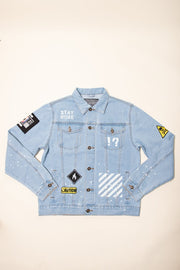 Men's Stay Woke Denim Jacket