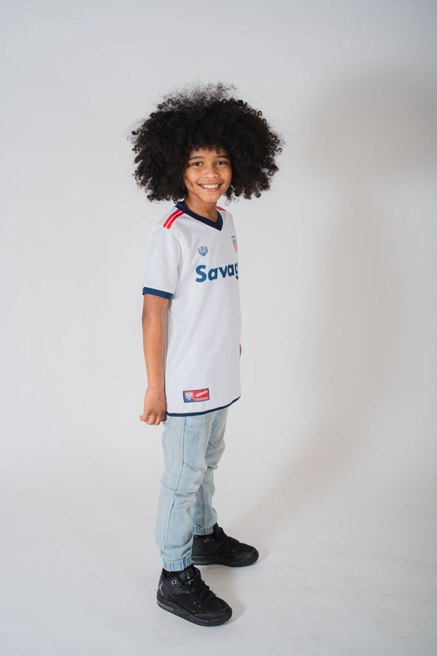 Boys Savage Soccer Jersey