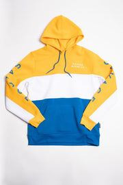 Mens Savage Color Blocked Hoodie Brooklyn Cloth