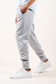 Heather Grey Fleece Core Jogger Pants