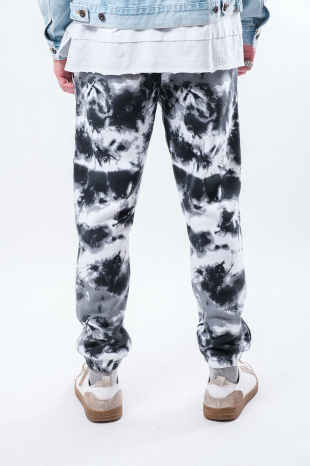 White Tie Dye Sweatpants