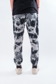 Black Tie Dye Sweatpants