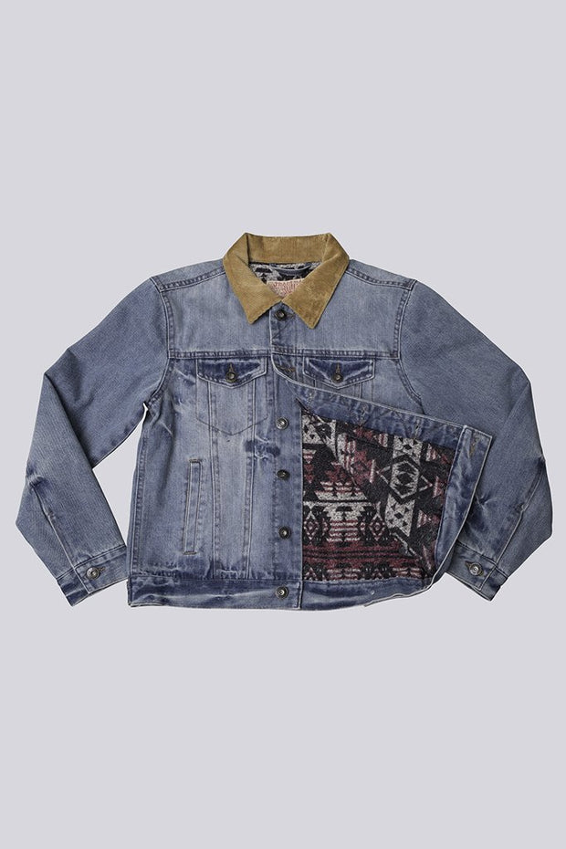 Boys Jean Jacket at Brooklyn Cloth