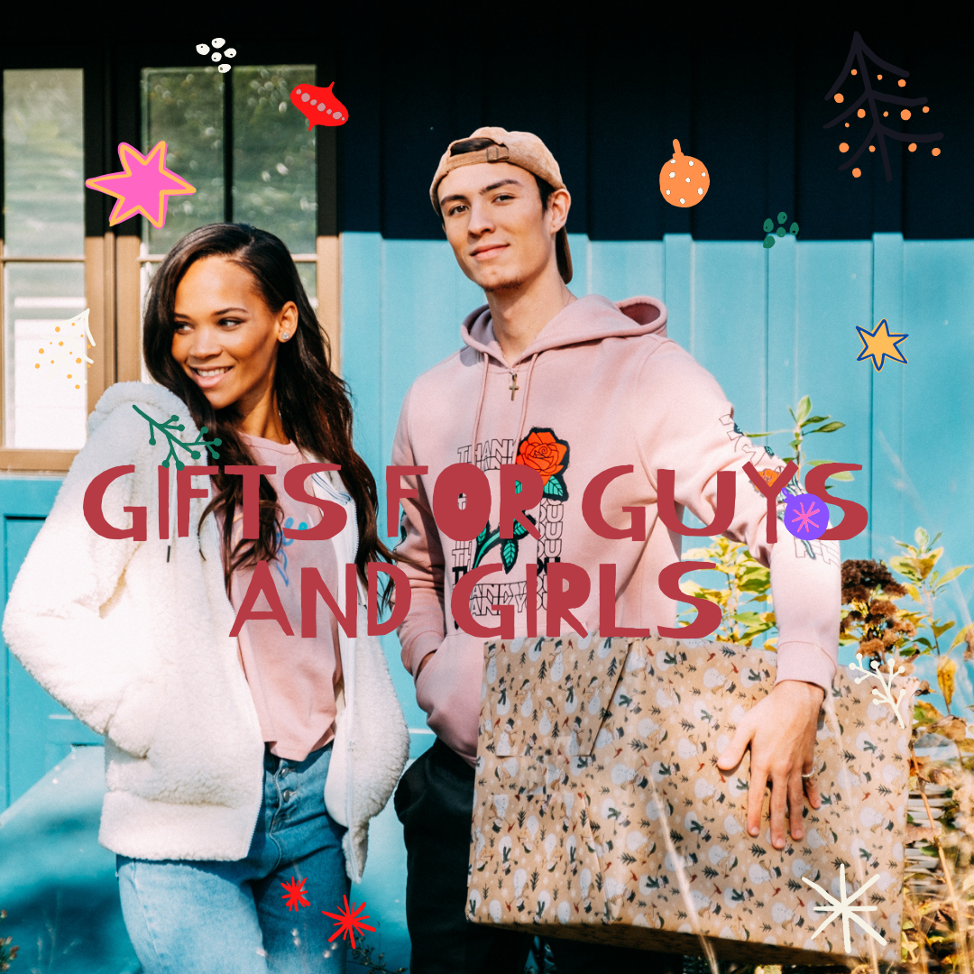Cozy Gifts for Guys and Girls by Brooklyn Cloth