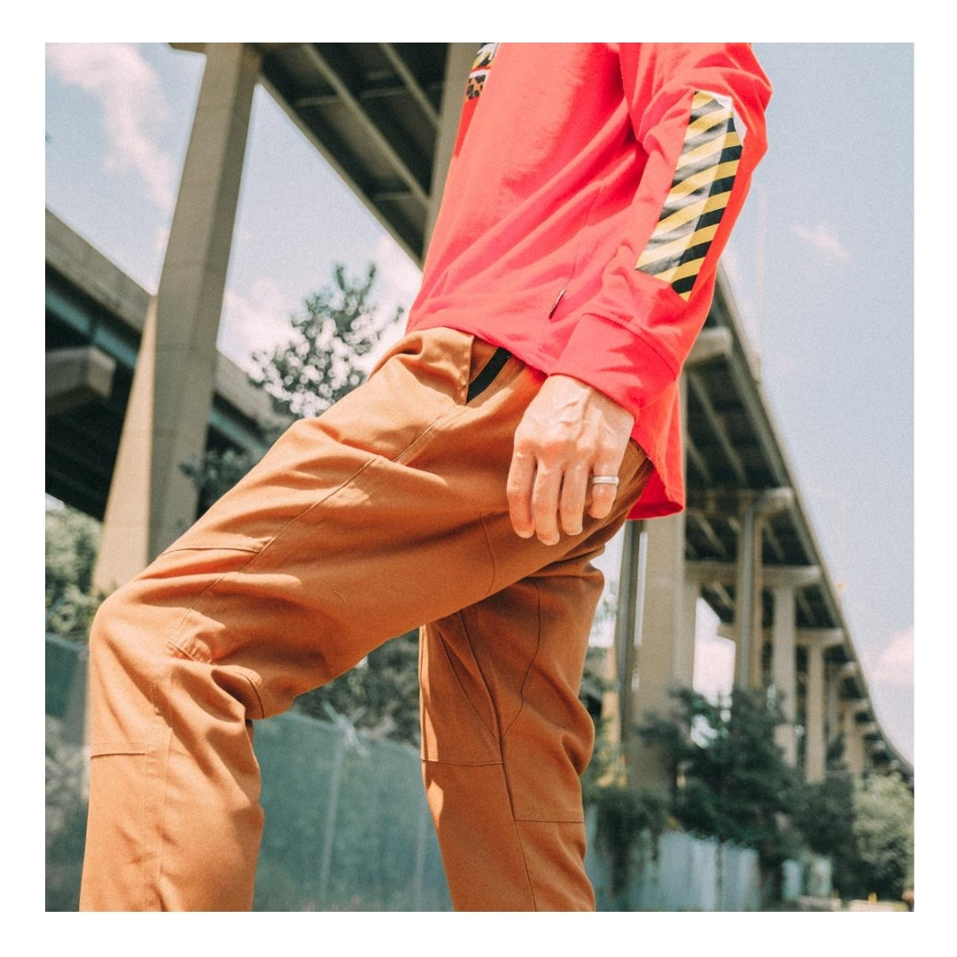 Skateboard Style Essential Jogger Pants by Brooklyn Cloth