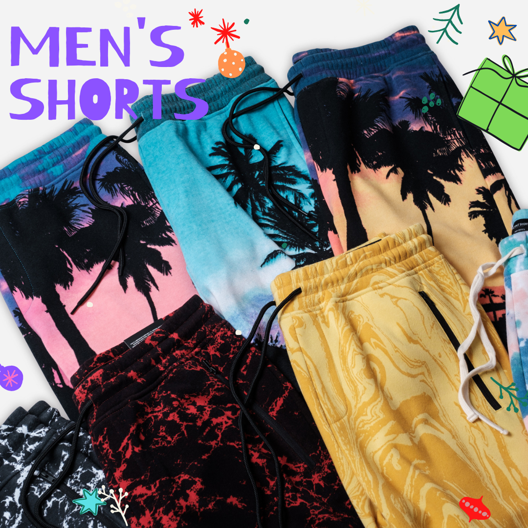 Men's Shorts Gifts by Brooklyn Cloth