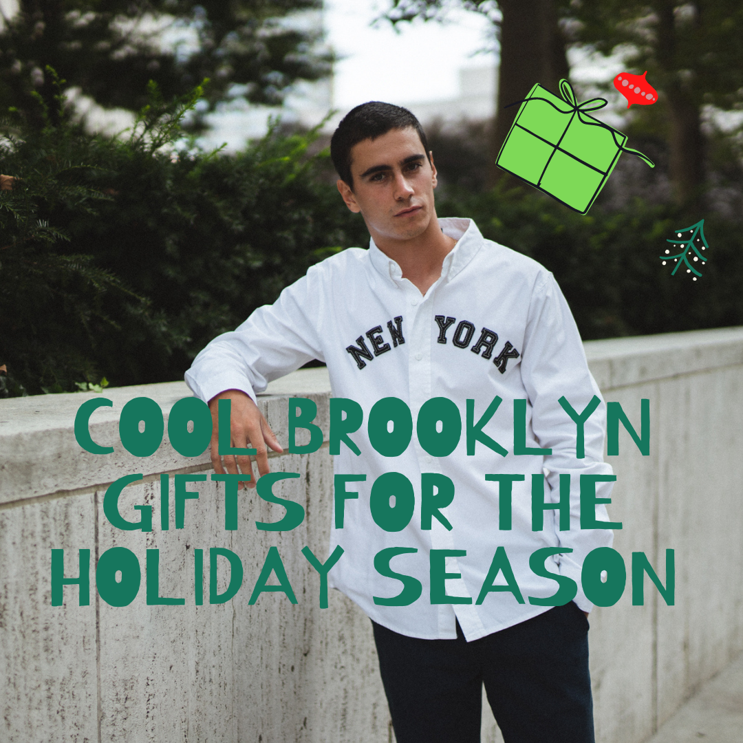 Cool Brooklyn Gifts for the Holiday Season by Brooklyn Cloth