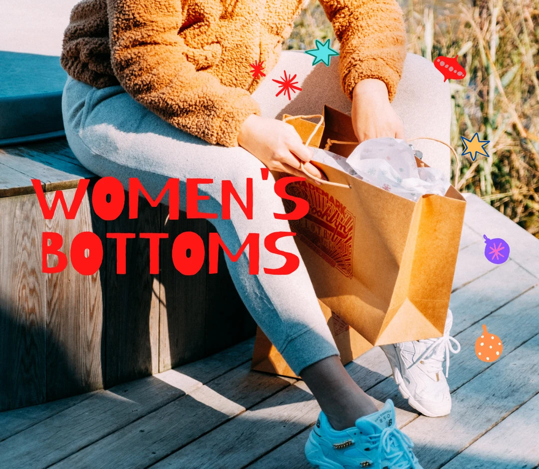 Women's Bottoms Gifts by Brooklyn Cloth