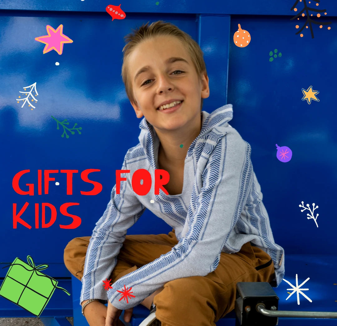 Top 10 Must Have Gifts for Boys by Brooklyn Cloth