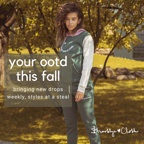 Must Have Fall Styles for Women by Brooklyn Cloth
