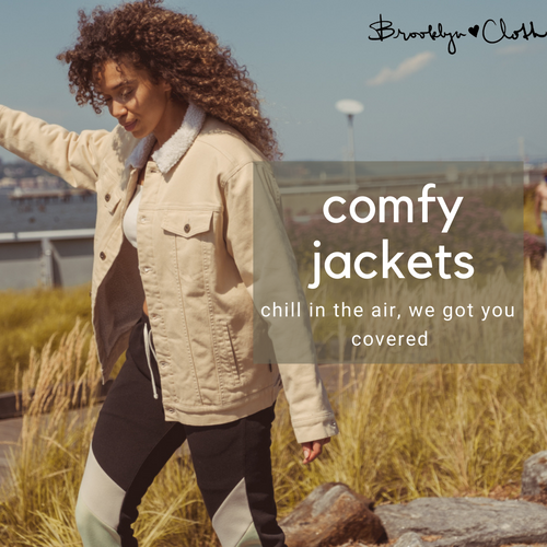 Comfy Fall Jackets for Her