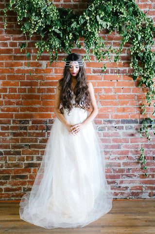 'June' Tulle Ball Gown Skirt