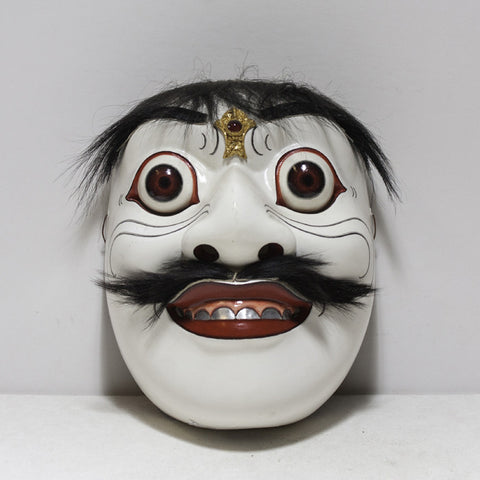"Rama Mask, the ""Evil Prince"""