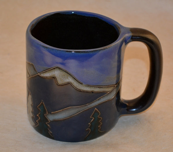 Snowy Mountains Mug