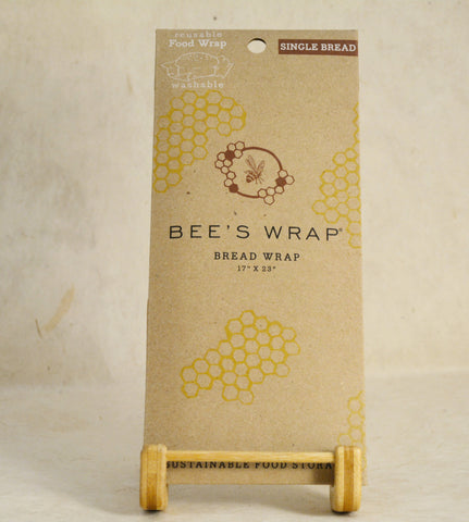 Bread Reusable Beeswax Wrap