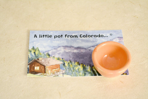 A Little Pot From Colorado