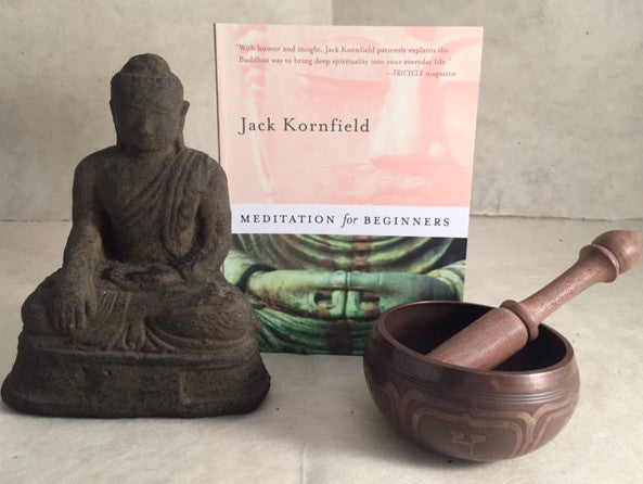 Medium Meditation Gift Set