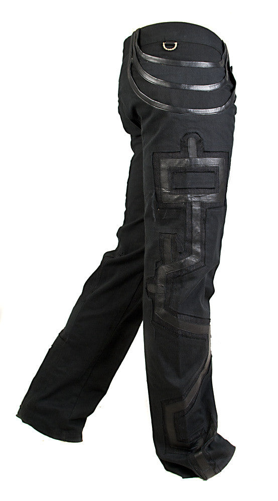 Urban Mayan Pants (Canvas)