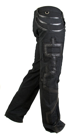 A.D. Now Urban Mayan Pants (Canvas)