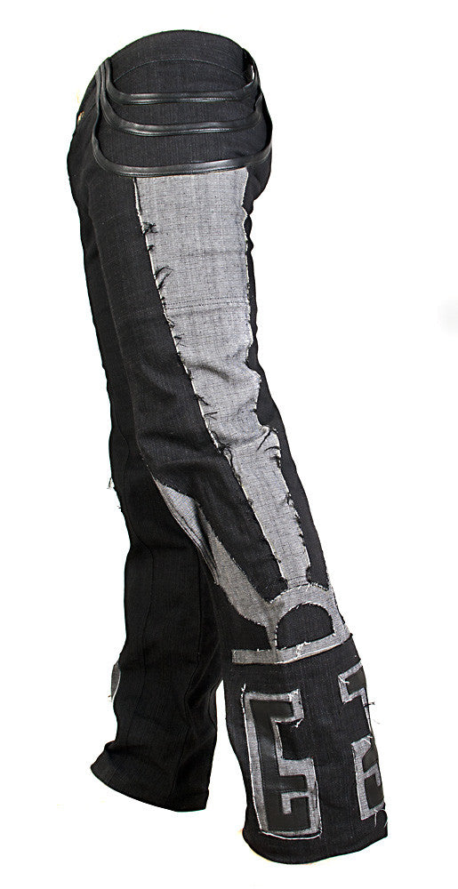 A.D. Now Urban Mayan Pants (Denim)