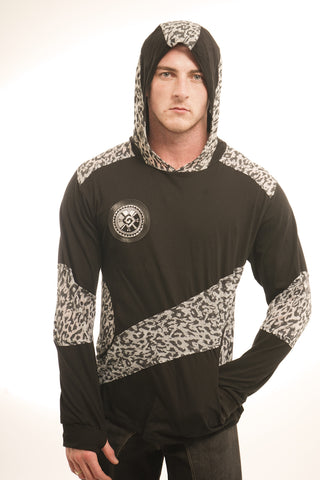 Urban Ninja Hooded Long Sleeve (Men's)