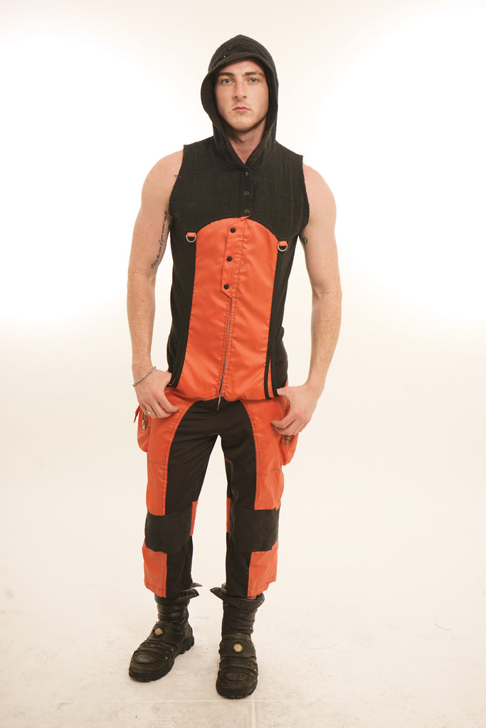 Rebel Fighter Jumpsuit (Men's)