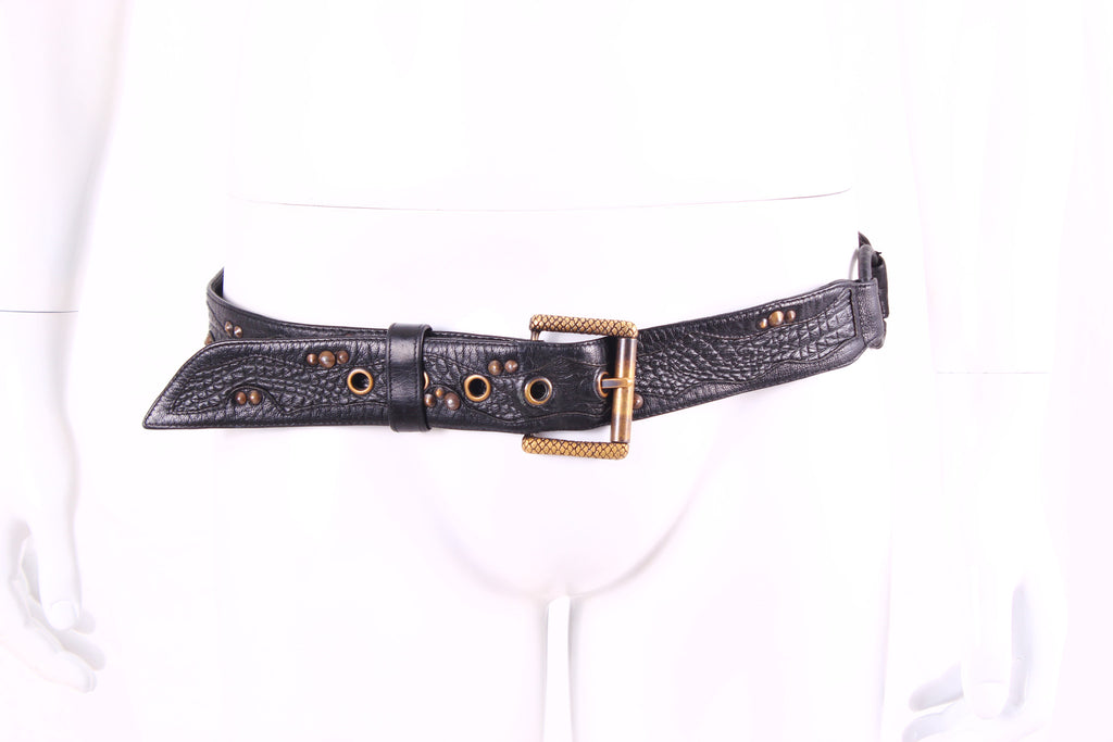 2013 Leather Belt