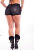 Dark N' Shiny Sparkle Shorts (Unisex)