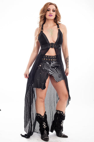 Outlaw Haltered Duster (Women's)