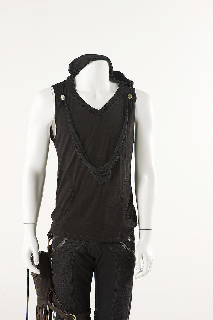 Templar Knight Sleeveless Shirt