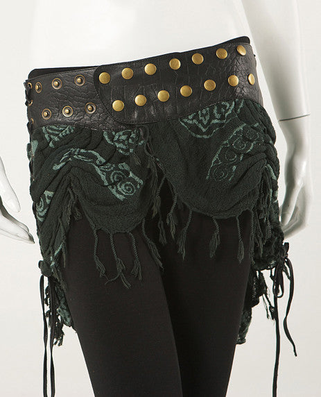 Urban Gypsy Rouged Skirt