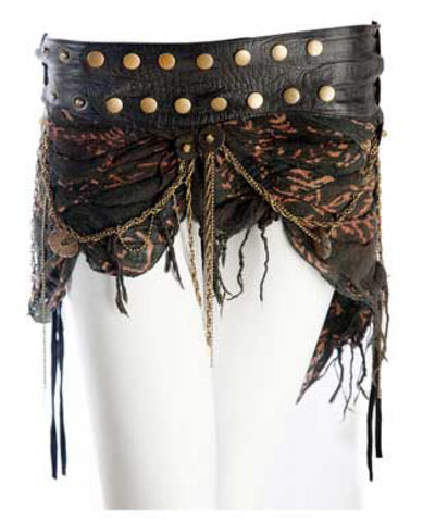Urban Gypsy Chain Skirt
