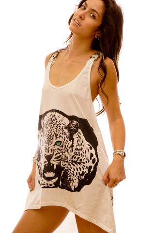 Halter Wildcat Dress (Women's)