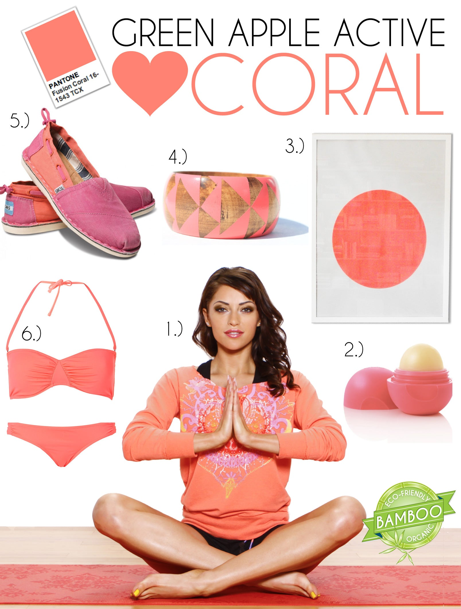 Color Love from Green Apple Active