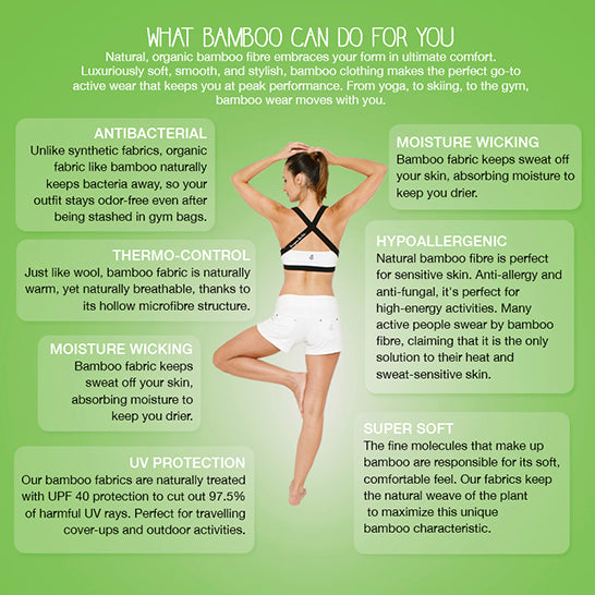 Bamboo yoga pants organic yoga clothing bamboo for What can you do with bamboo