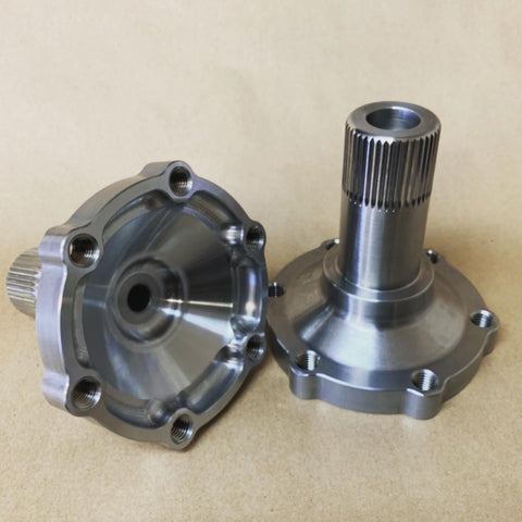 CMS PORSCHE 996 TURBO BILLET AXLE FLANGES (VERSION 2)