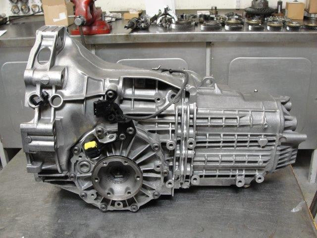 TRANSAXLES (or how I learned to stop worrying and love the