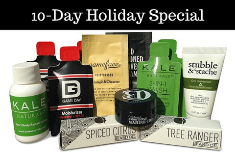 Dapper & Done 10-Day Holiday Special