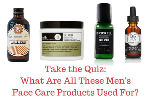 Dapper & Done | Face Care Products Quiz