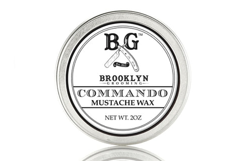 Brooklyn Grooming Mustache Wax
