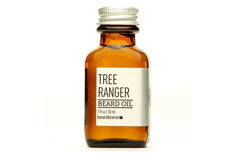 Dapper & Done | Beardbrand Tree Ranger Beard Oil