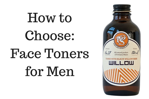 Dapper & Done | Face Toners for Men