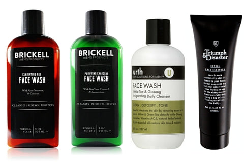 Dapper & Done | Face Wash for Men