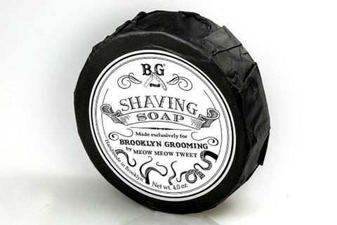 Dapper & Done | Shaving Soap from Brooklyn Grooming