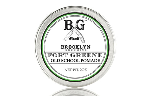 Old School Pomade from Brooklyn Grooming