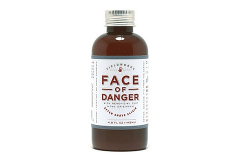 Fieldworks Supply Face of Danger Aftershave